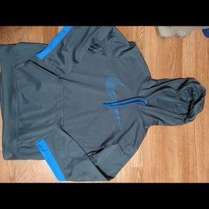 Men's Nike Therma Fit Hoodie Sweatshirt S